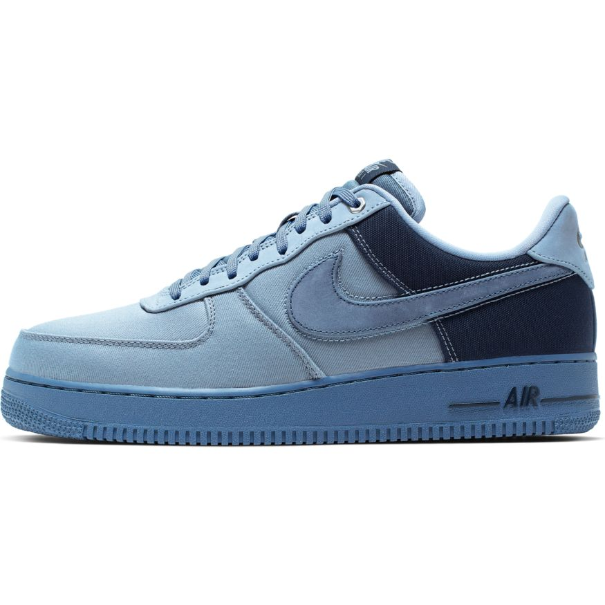 Nike Air Force 1 07 Scarpa blu